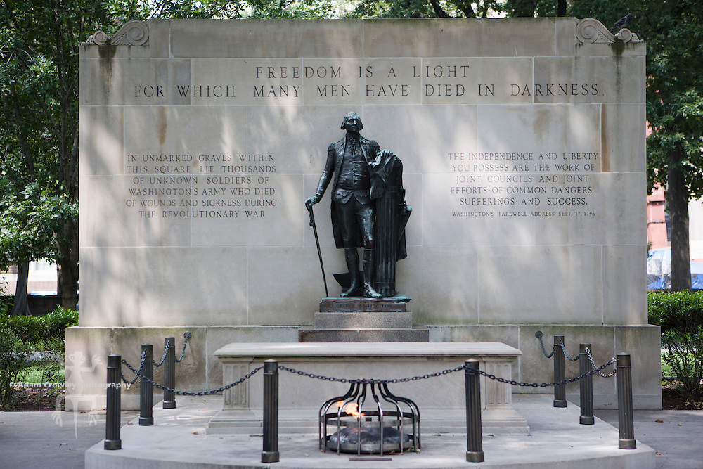 Tomb of the Unknown American Revolutionary Soldier