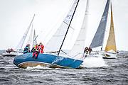 Foto's van de Dutch Quarter Ton Cup 2013, tijdens de Lenco Regatta.