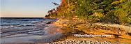 64776-010.08 Miners Beach Pictured Rocks National Lakeshore, MI