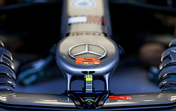 August 31, 2019, Spa-Francorchamps, Belgium: Motorsports: FIA Formula One World Championship 2019, Grand Prix of Belgium, ..Technical detail of Mercedes AMG Petronas Motorsport  (Credit Image: © Hoch Zwei via ZUMA Wire)