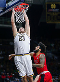 NCAA Basketball - Notre Dame Fighting Irish vs Ball State Cardinals - South Bend, In