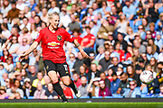 Manchester United Women forward Leah Galton (11) during the FA Women's Super League match between Manchester City Women and Manchester United Women at the Sport City Academy Stadium, Manchester, United Kingdom on 7 September 2019.