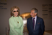PRINCESS MICHAEL OF KENT, PHILIP HEWAT-JABOOR, Masterpiece London preview. Chelsea. London. 24 June 2015