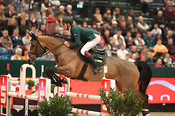 Skrzyczynski, Jaroslaw (POL), Quintella<br /> Leipzig - Partner Pferd 2016<br /> Finale Youngster Tour<br /> © www.sportfotos-lafrentz.de / Stefan Lafrentz