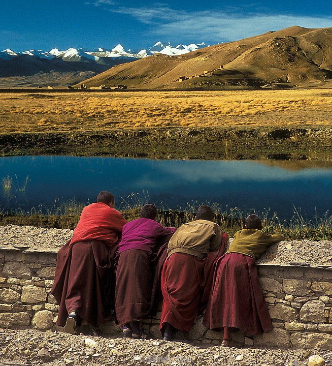 Gyantze, Tibet