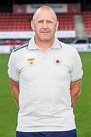ROTTERDAM - Persdag SBV Excelsior , Voetbal , Seizoen 2015/2016 , Stadion Woudestein , 09-07-2015 , Assistent trainer Andre Hoekstra