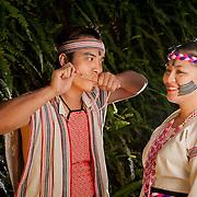 Truku ????, Taiwan Indigenous Peoples Culture Park, Sandimen, Pingtung County, Taiwan