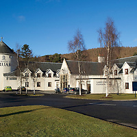 The House of Bruar, by Blair Atholl.<br /> Picture by Graeme Hart.<br /> Copyright Perthshire Picture Agency<br /> Tel: 01738 623350  Mobile: 07990 594431