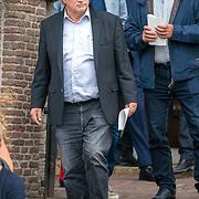 NLD/Huizen/20180818 - uitvaart Bert Verwelius, kok Paul Fagel