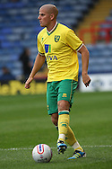 Picture by Paul Chesterton/Focus Images Ltd..26/7/11.Marc Tierney of Norwich City in action during a pre season friendly at Selhurst Park stadium, London