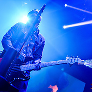 Fall Out Boy performs at the Don Haskins Center as the Fall Out Boy Mania Tour made its stop in El Paso Texas Tuesday night September 25, 2018, Andres Acosta  El Paso Herald-Post