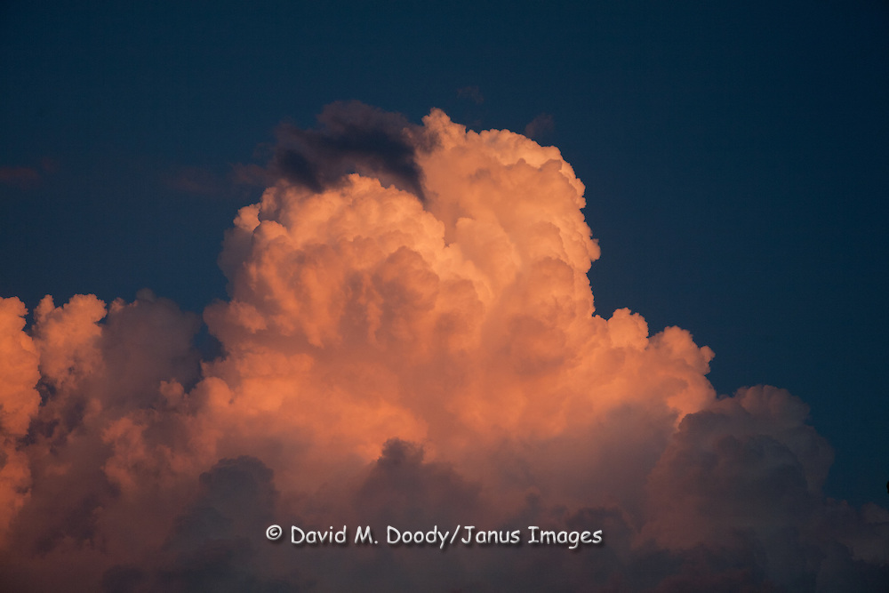 Dramatic clouds at sunset, southside Virginia May 6, 2010