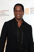 May 7, 2012- New York, NY United States: - Actor Blair Underwood attends the post reception for Theater Talks at the Schomburg: A Streetcar Named Desire held at the Schomburg Center for Research in Black Culture, part of the New York Public Library on May 7, 2012 in Harlem Village, New York City. The Schomburg Center for Research in Black Culture, a research unit of The New York Public Library, is generally recognized as one of the leading institutions of its kind in the world. For over 80 years the Center has collected, preserved, and provided access to materials documenting black life, and promoted the study and interpretation of the history and culture of peoples of African descent.  (Photo by Terrence Jennings) .