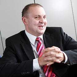 20080923: People - Dusan Mitic of Telekom Slovenije