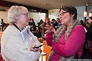 Rencontre de l'AQM durant Les 3 jours de Casteliers - Les arts de la Marionette à  Trillon / Montreal / Canada / 2014-03-07, Photo © Marc Gibert / adecom.ca