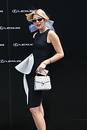 Derby Day horse races celebrities and VIPs - 03 Nov 2018