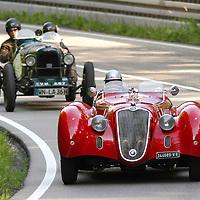 Alfa Romeo 6C 2500 SS, Lagonda Rapier, Solitude Revival 2011, Germany