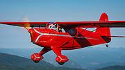 1938 Rearwin Speedster on a morning flight.