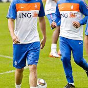 AUS/Seefeld/20100530 - Training NL Elftal WK 2010, John Heitinga