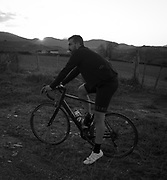 Ryan Le Garrec - Cycling in the Basque Country, France