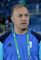 Fifa Men´s Tournament - Olympic Games Rio 2016 - <br /> Argentina National Team -  <br /> Julio Olarticoechea  - DT Argentina