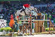 Ondrej Zvara - Cento Lano<br /> Alltech FEI World Equestrian Games™ 2014 - Normandy, France.<br /> © DigiShots