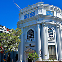 Historic Banks in Ponce, Puerto Rico<br />