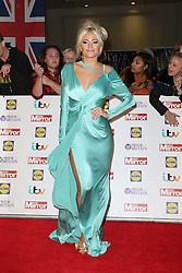 Pixie Lott, Pride of Britain Awards, Grosvenor House Hotel, London UK. 28 September, Photo by Richard Goldschmidt /LNP © London News Pictures