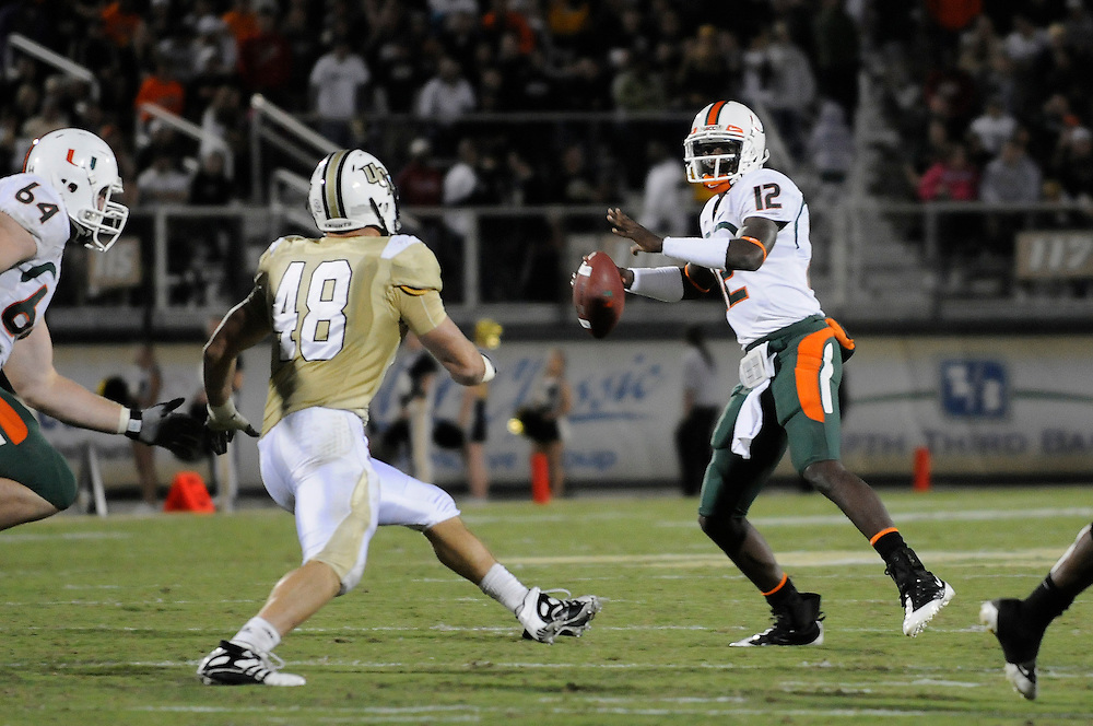 2009 Miami Hurricanes Football @ Central Florida