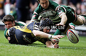 EDF Cup Semi Final. Wasps v Leicester Tigers. 22-3-08. Millenium Stadium