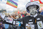 Easter March Berlin 2015