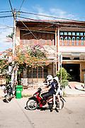 Street scenes in Kampot