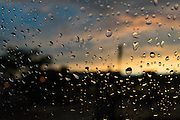 "Annapolis, Maryland - June 05, 2016: Water beads on a car window after a summer thunderstorm in Annapolis, Md., Sunday June 5th, 2016. <br /> <br /> Annapolis is one of the coastal cities in the US that is the most prone to nuisance flooding. Thunderstorms are a more common cause of nuisance flooding, but on that particular Sunday, a perigean spring tide brought some of the highest tide waters of the year to Annapolis.<br /> <br /> A perigean spring tide brings nuisance flooding to Annapolis, Md. These phenomena -- colloquially know as a ""King Tides"" -- happen three to four times a year and create the highest tides for coastal areas, except when storms aren't a factor. Annapolis is extremely susceptible to nuisance flooding anyway, but the amount of nuisance flooding has skyrocketed in the last ten years. Scientists point to climate change for this uptick. <br /> <br /> <br /> CREDIT: Matt Roth for The New York Times<br /> Assignment ID: 30191272A"