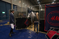 Philippaerts Olivier, BEL, H&M Legend Of Love<br /> Jumping Indoor Maastricht 2017<br /> © Hippo Foto - Sharon Vandeput<br /> 12/11/17