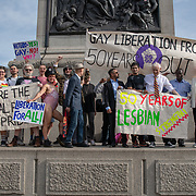 Gay Liberation Front (GLF) launch Rainbow Planet / Photoshoot