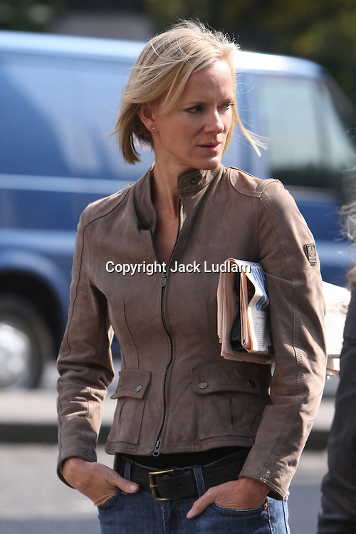 HERMIONE NORRIS FILMING SPOOKS IN PALL MALL  may 2008 exclusive High Quality Prints please enquire via contact Page. Rights Managed Downloads available for Press and Media