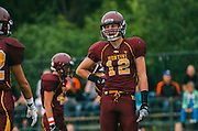 Chicago Sports Photographer Chris W. Pestel Montini Catholic High School Football