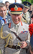 70th D-Day Commemoration - Prince Charles, Breville-les-Monts