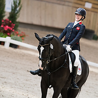 Grade Ia - Individual Competition - FEI European Para Dressage Championships 2015 - Deauville