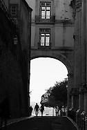 Portugal. Lisbon. Alfama district San Vicente da Fora church area/ San vicente da fora quartier.  le quartier de l'alfama . Lisbonne