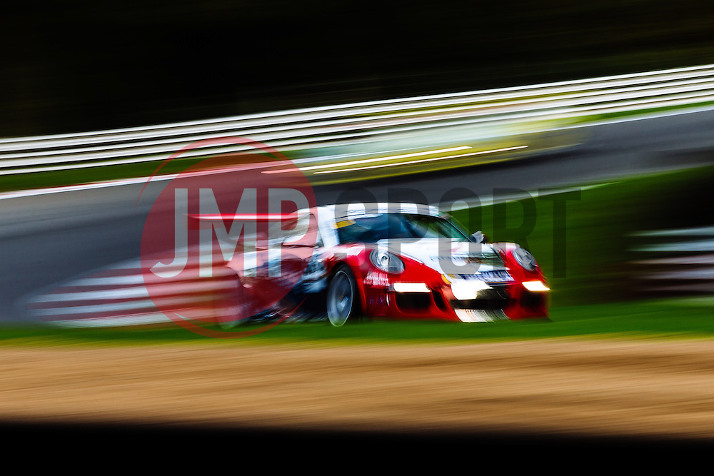 Dino Zamparelli | Bristol Sport Racing | #88 Porsche 911 GT3 Cup Car | Porsche Carrera Cup GB | Free Practice - Mandatory byline: Rogan Thomson/JMP - 07966 386802 - 09/10/2015 - MOTORSPORT - Brands Hatch GP Circuit - Fawkham, England - BTCC Meeting Test Day.