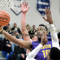 2.27.2016 Avon at Midview Boys Varsity Basketball