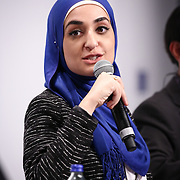 20160616 - Brussels , Belgium - 2016 June 16th - European Development Days - A conversation with Young Leaders - Ruba Ahmad , Young Leader - Inequalities , Jordan © European Union