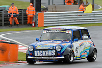 #47 James Coulson Mini Miglia during the Dunlop Mini Miglia Challenge at Oulton Park, Little Budworth, Cheshire, United Kingdom. August 20 2016. World Copyright Peter Taylor/PSP.