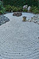 Japon, île de Honshu, région de Kansaï, Kyoto, Kodai Ji temple, jardin zen // Japan, Honshu island, Kansai region, Kyoto, Kodai ji temple, zen garden
