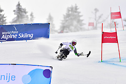 TAIT Sam, LW11, AUS, Men's Giant Slalom at the WPAS_2019 Alpine Skiing World Championships, Kranjska Gora, Slovenia