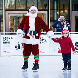 Westfield Old Orchard Skate with Santa