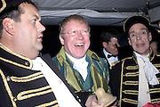 David  ( Kid) Jensen, Goodwood Revival Ball. Saturday 17 September 2005.  ONE TIME USE ONLY - DO NOT ARCHIVE  © Copyright Photograph by Dafydd Jones 66 Stockwell Park Rd. London SW9 0DA Tel 020 7733 0108 www.dafjones.com