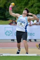 04/08/2017; Parodi, Ignacio, F12, ARG at 2017 World Para Athletics Junior Championships, Nottwil, Switzerland