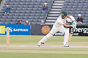 Colin Ackemann batting during the Specsavers County Champ Div 2 match between Gloucestershire County Cricket Club and Leicestershire County Cricket Club at the Cheltenham College Ground, Cheltenham, United Kingdom on 18 July 2019.
